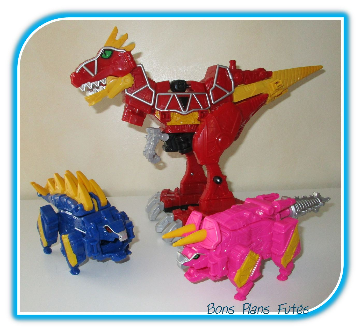 Power Rangers Dino Super Chargede Bandaï