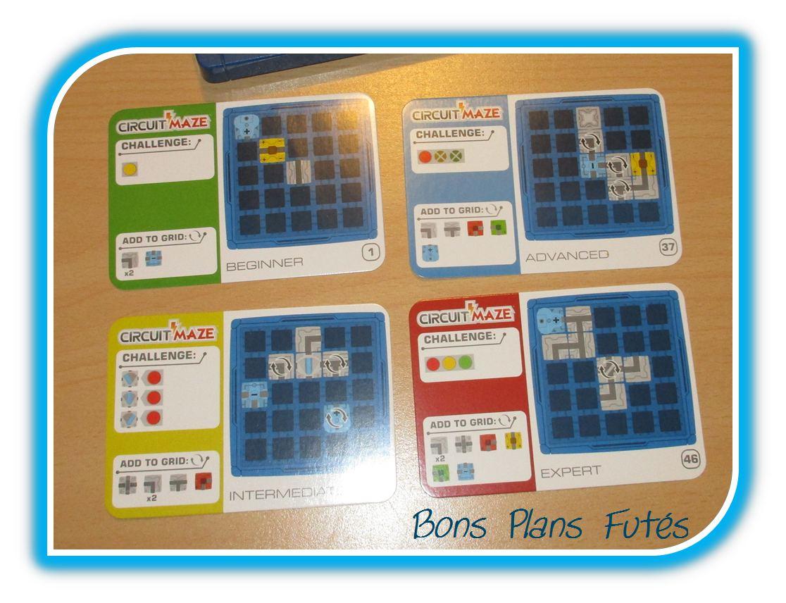 Circuit Maze Thinkfun Test Jeux Bons Plans Futs Cartes